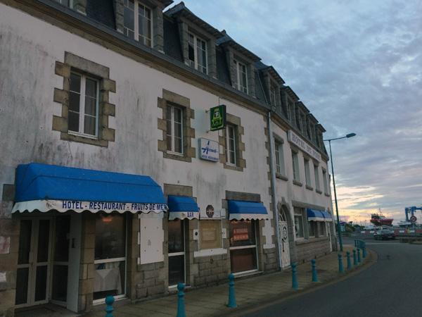 Hôtel - Lechiagat