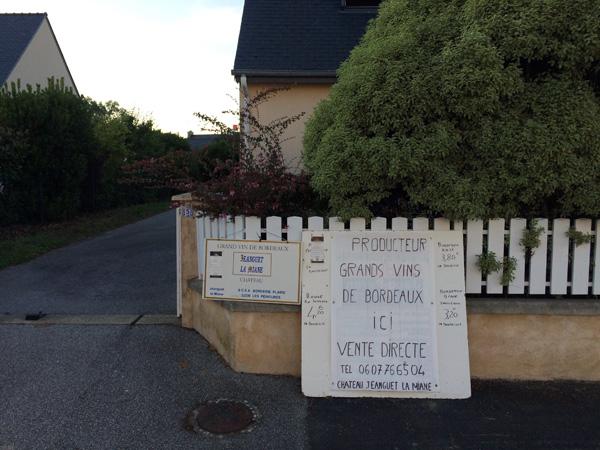 Grands vins de Bordeaux - Lechiagat