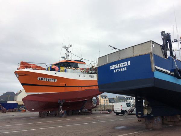 Chantier naval III - Lechiagat