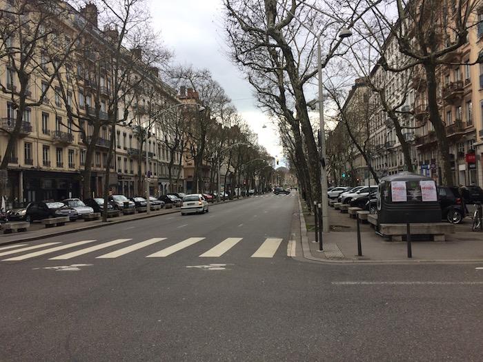 Cours Vitton, Lyon, 2018