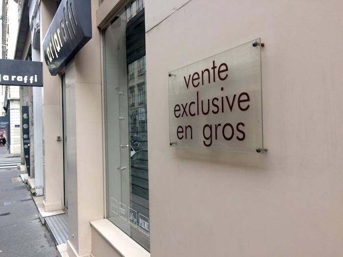Grossiste, rue Molière, Lyon, 2018