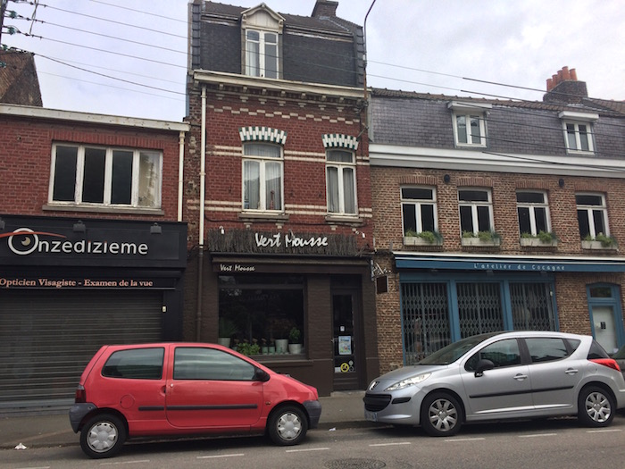 Le Bourg : quelques boutiques