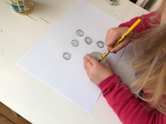 Atelier cercles & ronds