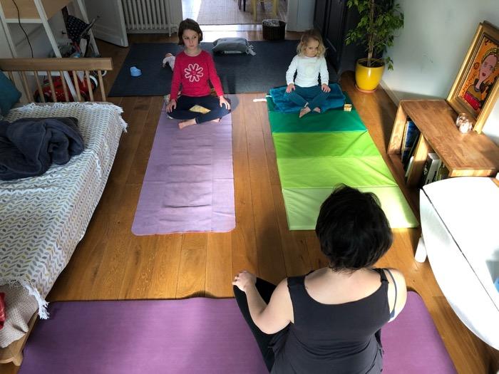 Atelier yoga