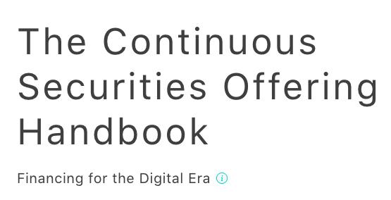 CSO Handbook