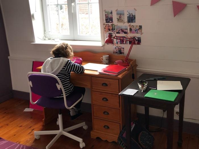 Le bureau de Madeleine