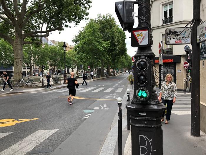Des vélos à Paris