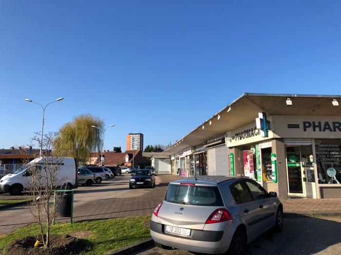Commerce sans étages - Lambersart