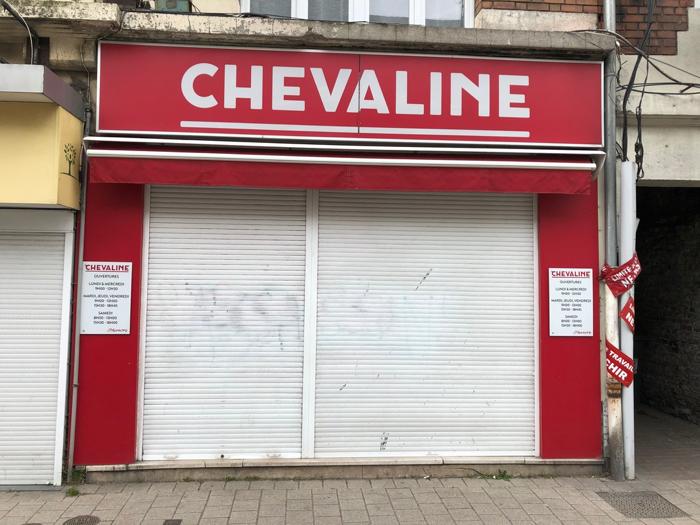 Commerces avenue de Dunkerque - Lomme