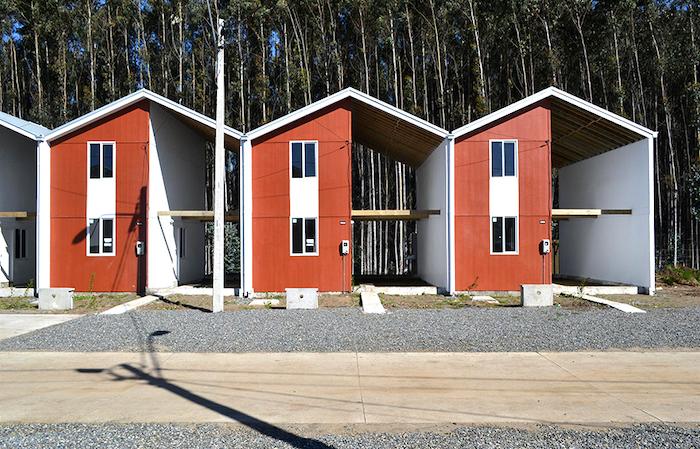Demi-maisons - Constitución, Chili