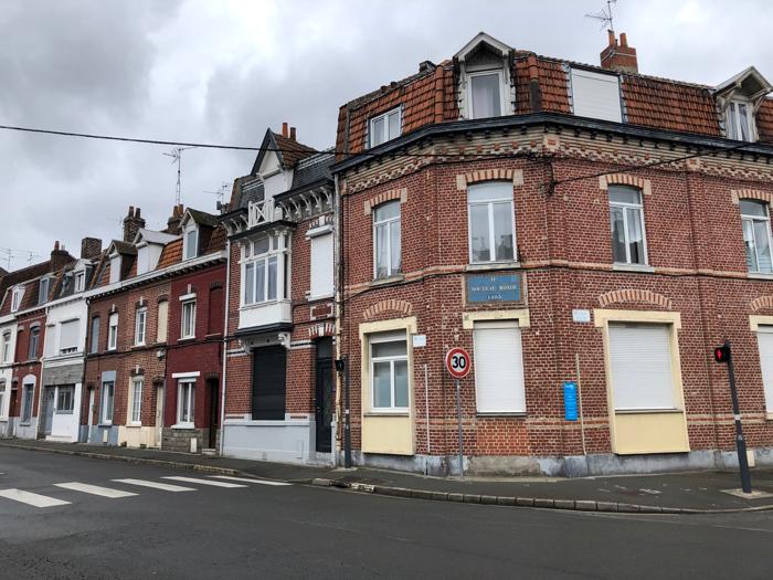 Maisons loties entre 1890 et 1925 - Lambersart
