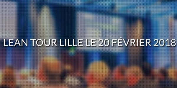 Lean Tour Lille 2018